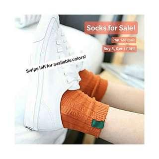 Japanese Socks / Korean Socks / Fashion Socks