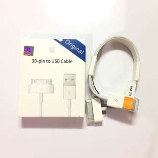 KABEL CHARGER CASAN IPHONE IPAD