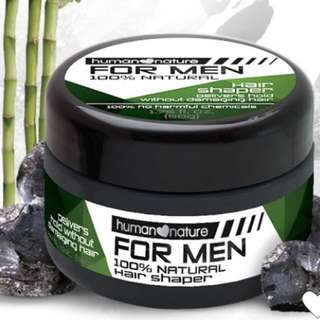 Hair Clay for Men by Human Nature