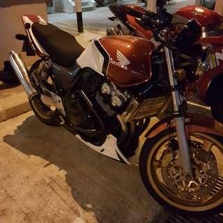 Wtt cb400 spec3 with xmax