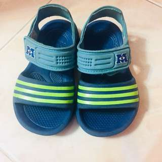 Original Adidas Kids Sandals Monster University