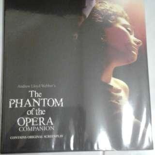 Book:The Phantom of Opera Companion