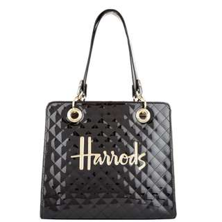 Harrods Small Christie Bag