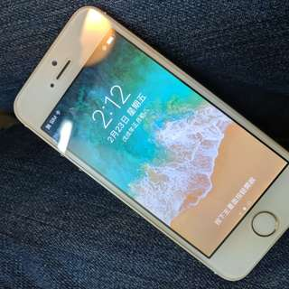 iphone 5s 16gb hk version 96%new