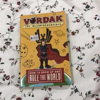 Vordak the incomprehensible