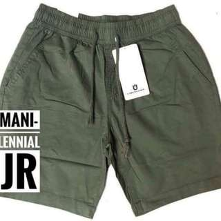 Mens Urban Pipe Shorts