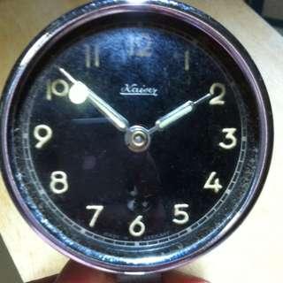 Kaiser Car Or Motor Bike Clock