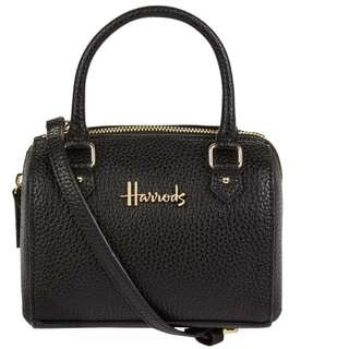 Harrods Micro Mini Barrel Bag