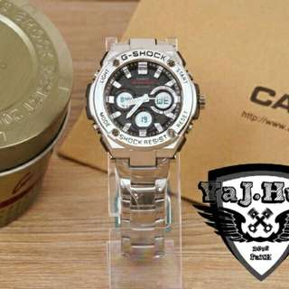 OEM STAINLESS G-SHOCK JAPAN METAL