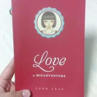 Love & Misadventure by Lang Leav