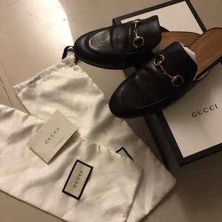 Gucci 黑鞋