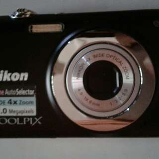 (Name Your Price)Nikon Digital Camera