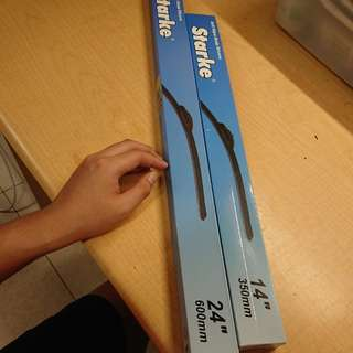 """Starke Wipers (14"""" and 21""""/24"""" set)"""