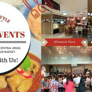 🎉FREE EVENT VENUE QUOTE - CENTRAL AREA🎉