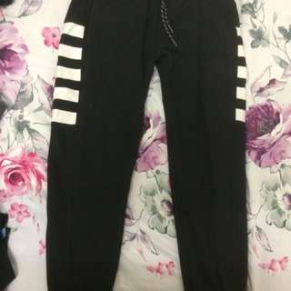 Black Joggers / Long Pants