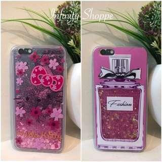 Glittering Liquid Phone Case