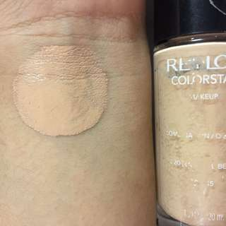 FOUNDATION REVLON COLORSTAY