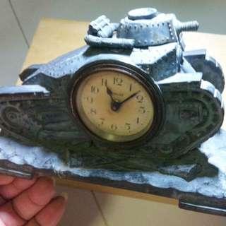 Seiko Tank Clock