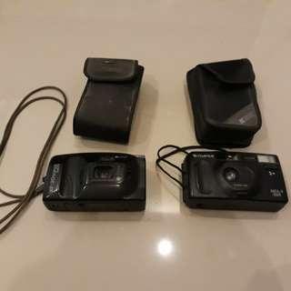 Kamera analog ricoh fujifilm