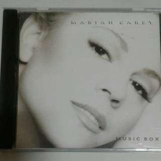 Mariah Carey MusicBox Cd