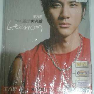 Lee Hom (Heroes of Earth)Cd