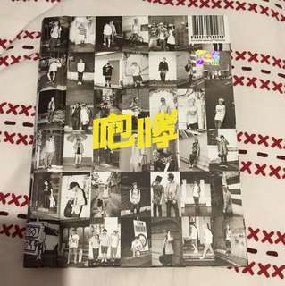 Exo 1st album 'XOXO' repackage Chinese ver.