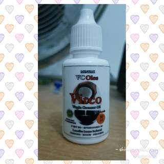 virgin coconot oil oles (preloved)