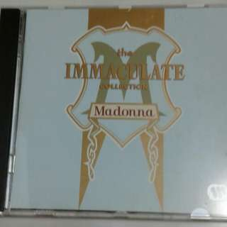Madonna-the Immaculate Collection