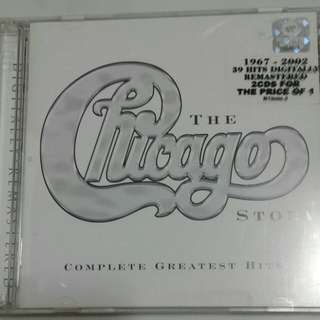 Chicago-Greatest hits(2 CDs)