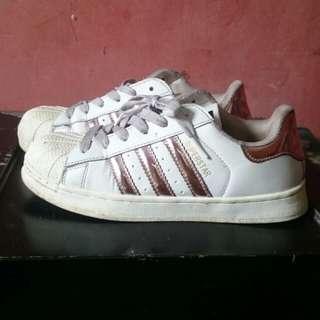 NEGO Adidas White