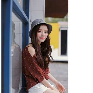 PO: Vertical Stripe Top