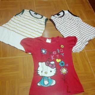 Hello Kitty Top & Random design top