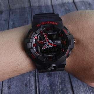 Jam tangan g shock pria