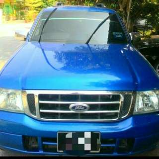 Ford Ranger 2.5 XLT (A) SAMBUNG BAYAR /CAR CONTINUE LOAN