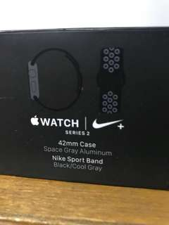 Apple Watch Series 2 42mm nike edition