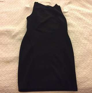 *Price Reduced* Black forever 21 dress (M)