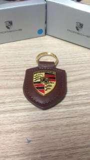 Porsche original keychain