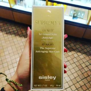 Sisley Night Supremya
