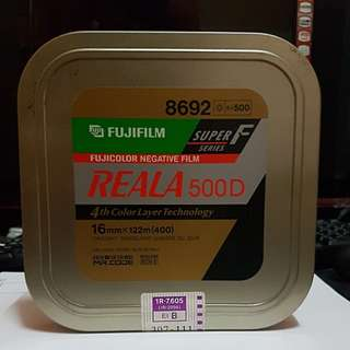 16mm Fujicolor Negative Film