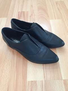Aldo Hipster Loafers size 6