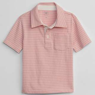 GAP BOY STRIPES POLO T