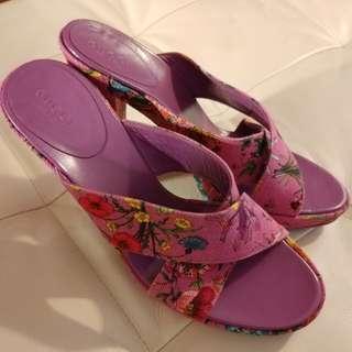 Gucci 高跟涼鞋100%真品size37C 適合size37-38