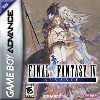 LOOKING FOR: FINAL FANTASY 4 and 6, and LEGEND OF ZELDA: A Link to the Past (GBA)