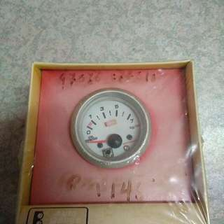Oil press meter auto gauge
