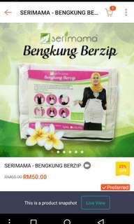 Bengkung Express Seri Mama ( Size M )