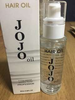 Professional hair oil