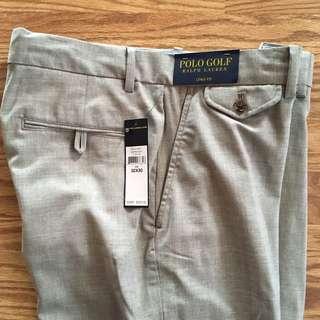 🔥🏌 💯% Polo Ralph Lauren Golf Pants 32 X 30 $225