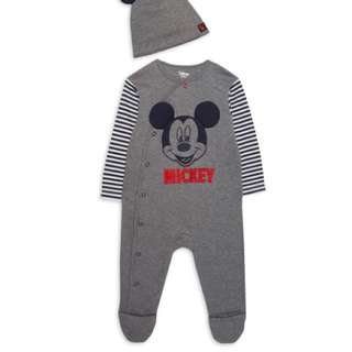 PRIMARK BABY MICKEY MOUSE SET