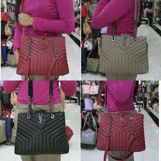 YSL Loulou Shopping Bag