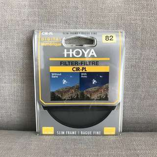 Hoya Polarizing Filter (size 82)